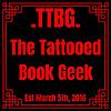 The Tattooed Book Geek