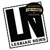 Lesbian News - Longest Running North American Lesbian Publication.