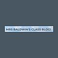 Mrs Baldwin's Class Blog!