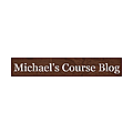 Michael's Course Blog