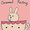 caramel factory | macaron