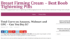 Breast Firming Cream – Best Boob Tightening Pills