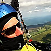 Advance paragliders in the West Country