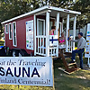 Sisu - Traveling Sauna