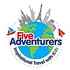 Five Adventurers - London Archives