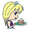 ALLERGIC PRINCESS Food Allergies