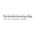 The Scottish Genealogy Blog