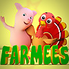 Farmees | Nursery Rhymes And Kids Songs