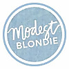 Modest Blondie | A Modest Fashion Blog