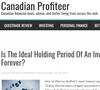 Canadian Profiteer