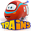 Trains - The Animated Series for Children