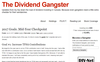 The Dividend Gangster