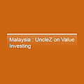 UncleZ on Value Investing