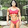 The life of a female bodybuilder