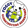 M.E Foggy Dog - Adventurer and Globetrotter!