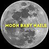 Moon Baby Nails