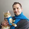 Cat Man Chris | Crazy Cat Guy!