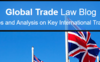Global Trade Law Blog