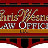 Chris Wesner Law Office Blog