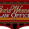 Chris Wesner Law Office Blog