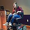 Wheelchair Whitney