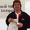 David Western's Portland Eisteddfod Lovespoon