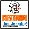 5 Minute Bookkeeping