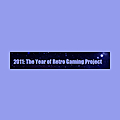 2011: The Year of Retro Gaming Project