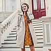 The Golden Girl   Illinois Fashion Blog