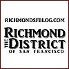 The Richmond District Blog of San Francisco