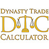Dynasty Trade Calculator