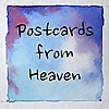 Postcards from Heaven | Words and Pictures to help you hear from God