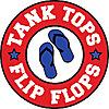 Tank Tops Flip Flops