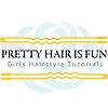 Pretty Hair is Fun - Girls Hairstyle Tutorials