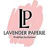 Lavender Paperie - Custom, Laser Cut, and Lace Wedding Invitations