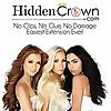 Hidden Crown Hair Extensions