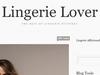 Lingerie Lover