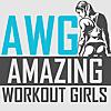 AMAZING WORKOUT GIRLS AWG