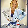 Just a Girl in a Jiu Jitsu World