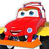 Monster Truck Dan - Fun Kindergarten Cartoons