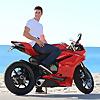 Jaret Campisi | Motorcycle Youtuber