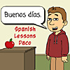 Spanish Lessons Paco
