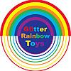 Glitter Rainbow Toys