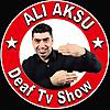 Ali Ibrahim Aksu DeafTvShowAksuAli