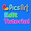 PicsArt Edit Tutorial Official