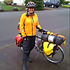 Super Biker Woman's Bike Touring