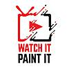 Watch It Paint It