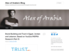 Alex of Arabia's Blog