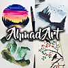 AhmadArt   Watercolor Painting Tips and Techniques