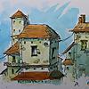 Nil Rocha Art   Watercolor Drawing Videos